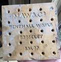 Tiles: MAW & Co, Broseley, Jackfield, Salop (Shropshire). 3d373a10