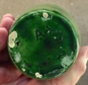 Green small vase Rye?  47d7ca10