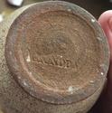 Welsh pottery vase? Stamped Rhondda?  74686d10
