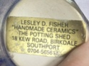 Lesley Fisher, Southport  87b15310