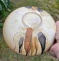 Unmarked porcelain bowl  9ec55f10