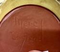 Slipware - Mere Pottery, Wiltshire, England  D1b57f10