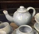 Children's tea set unmarked Fb2f4010