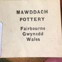 Mawddach Pottery, Fairbourne, N Wales Mawdda13