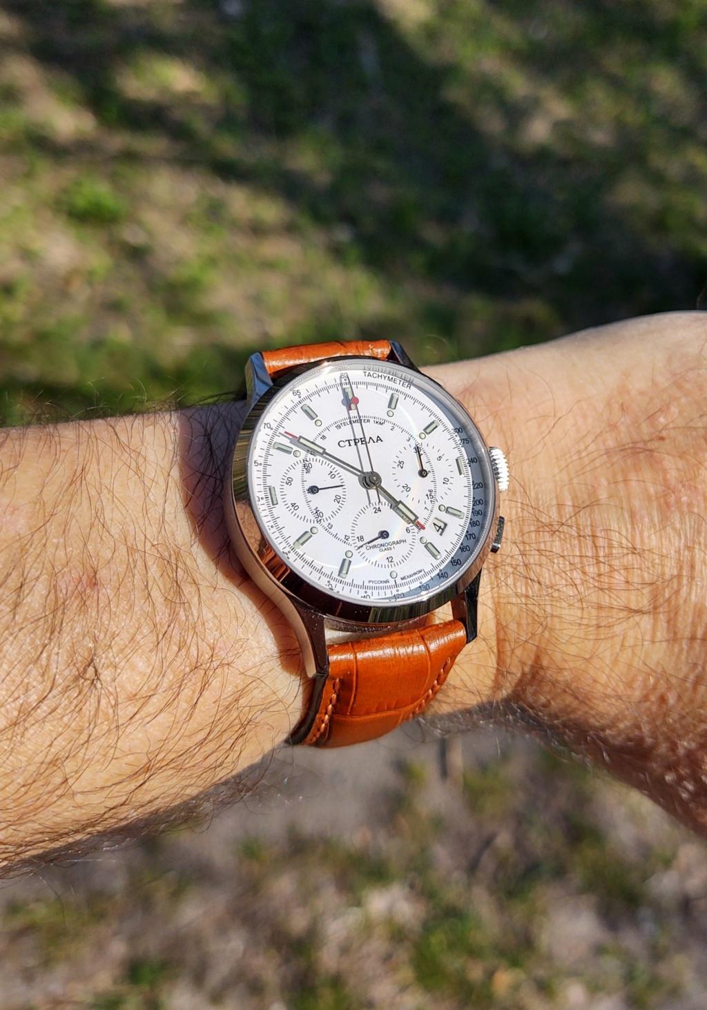 Strela chronographe  Strela11