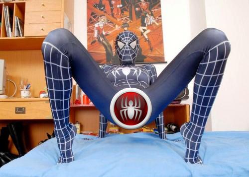 Random Game or Anime Pics... Spider12