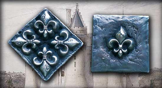 """""""bronze blanc"""" et ZINC ... Sculpt10"""