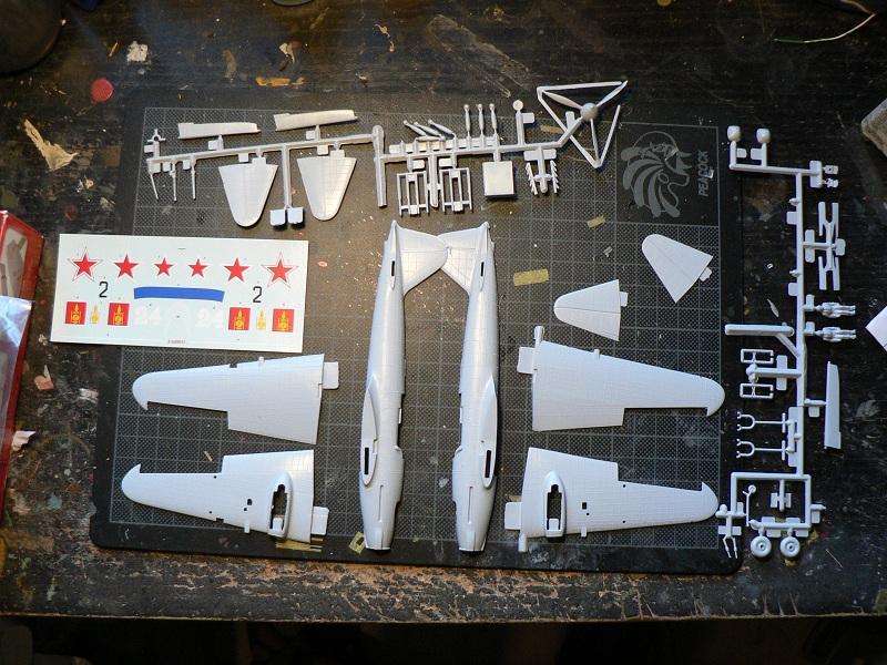 [VINTAGE] [Airfix] IL-2 Sturmovik 0-210
