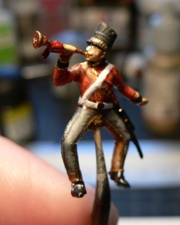 Tuto : peinture de figurines historiques ==> 3 Scott's Grey d'Italeri 22-110