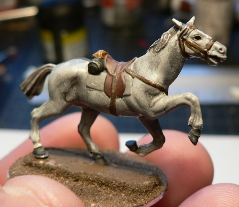 Tuto : peinture de figurines historiques ==> 3 Scott's Grey d'Italeri 22-310