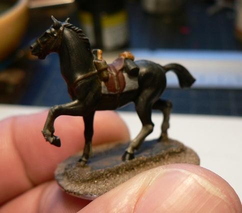 Tuto : peinture de figurines historiques ==> 3 Scott's Grey d'Italeri 22-410