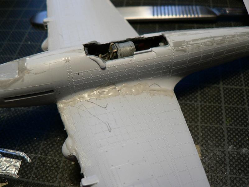 [VINTAGE] [Airfix] IL-2 Sturmovik 4-210