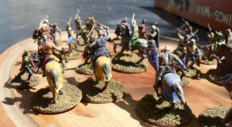 Tuto : peinture de figurines historiques ==> 3 Scott's Grey d'Italeri A-210