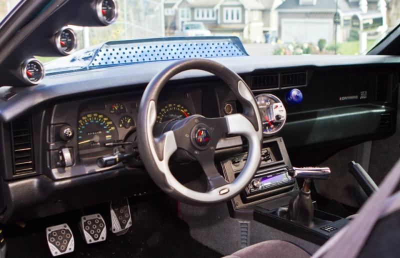 Something about myself Camaro12