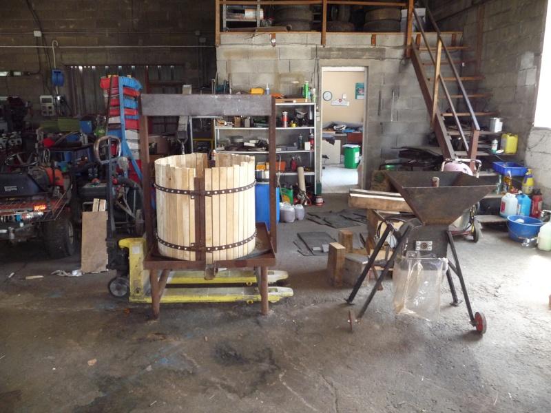 back stand - la fabication de mon back-stand P1020121