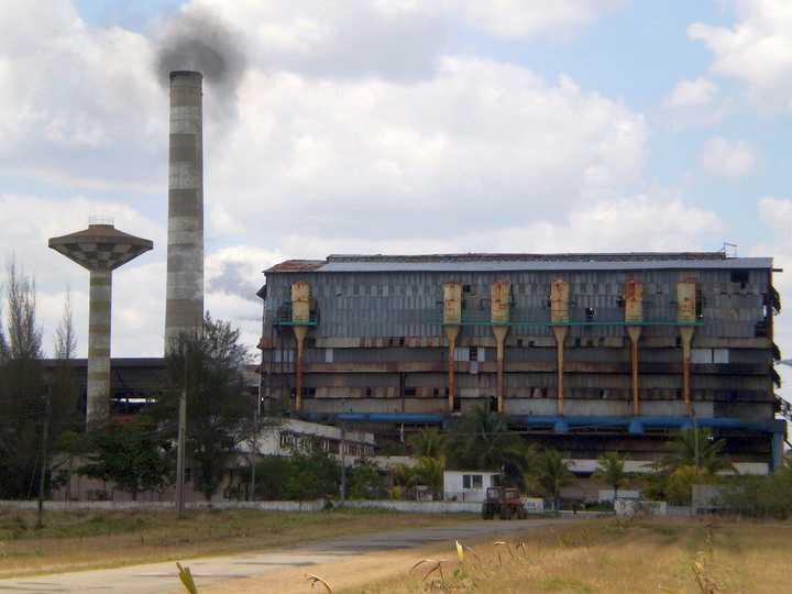 Brasil administrará central azucarero en Cuba  Centra10