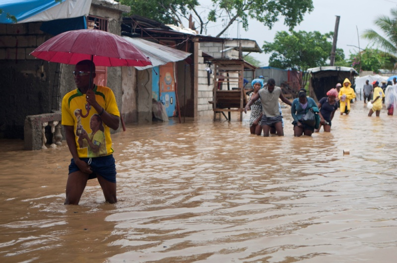 Dopo Sandy, l'ONU interviene a Cuba e Haiti Haitis10
