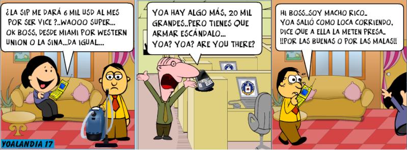 CASOS Y COSAS DE YOA: ESCANDALOSA Yoalan10
