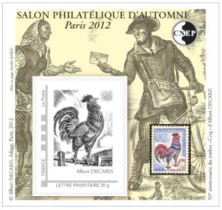 [Philatélie] 66ème Salon d'automne philatélique du 8 au 11 novembre 2012 11536810