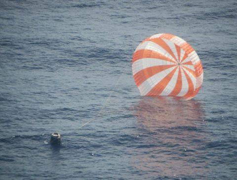 Retour de la capsule Dragon de SpaceX 12901_10