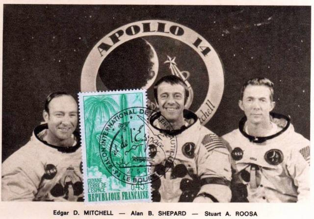 Salon Aéronautique et de l'Espace Bourget 1971 - Astronautes et Cosmonautes présents 1971_s12