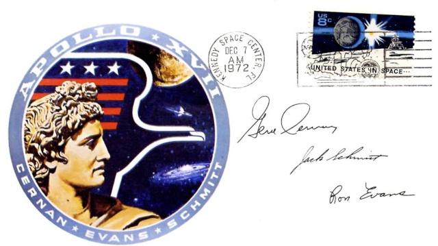 Apollo 17 et la philatélie 1972_110
