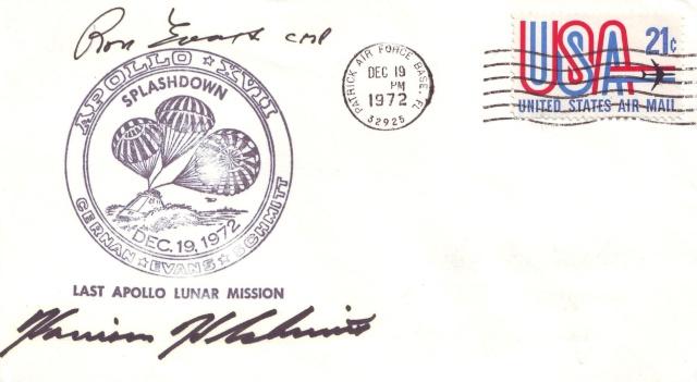 Apollo 17 et la philatélie 1972_114