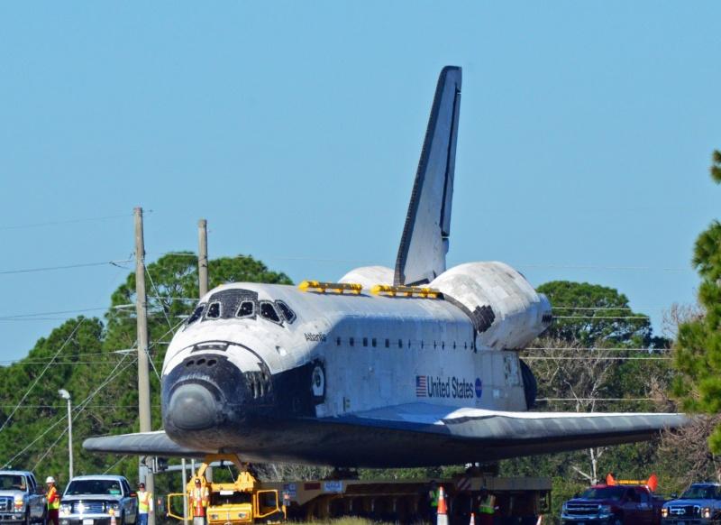 Les navettes spatiales Atlantis et Endeavour au musée 20510