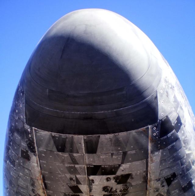 Les navettes spatiales Atlantis et Endeavour au musée 20910