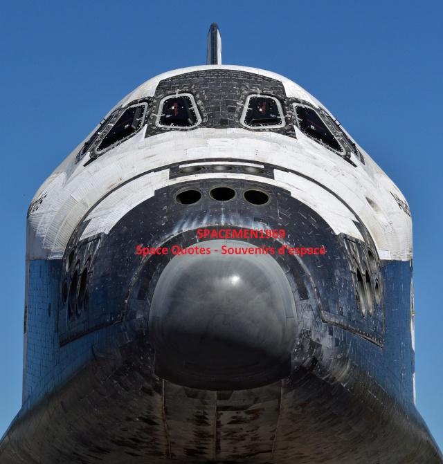 Les navettes spatiales Atlantis et Endeavour au musée 244aab11