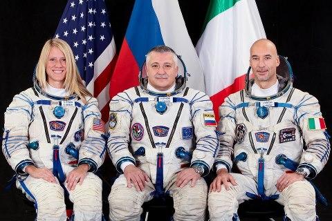 Vol de Luca Parmitano / Expedition 36-37 - VOLARE / Soyouz TMA-9M 980_1010