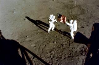21 juillet - Commémoration Apollo12