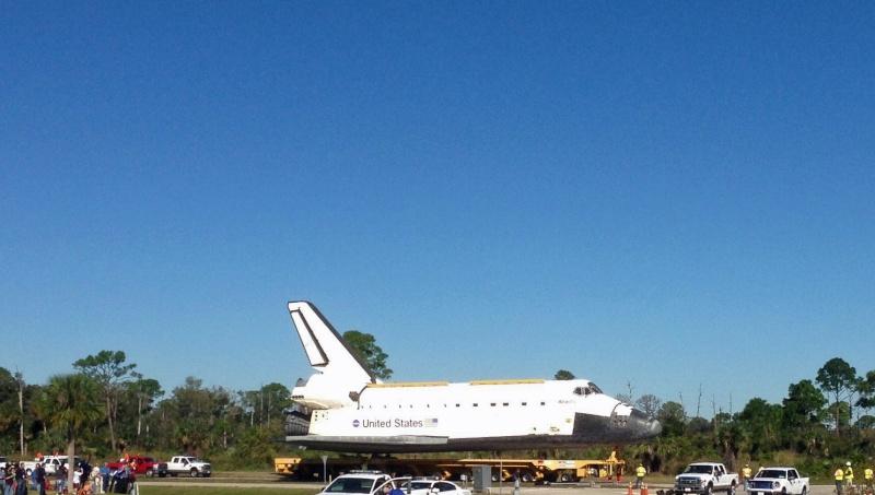 Les navettes spatiales Atlantis et Endeavour au musée Atlan_12