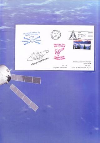 Enveloppe ayant voyagé à bord de l'ATV-2 Johannes Kepler, de l'ISS et de la navette Atlantis / STS-135  Atv_2_13