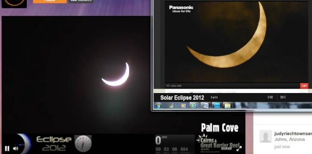 Eclipse totale du Soleil du 14 novembre 2012 (mais le 13 novembre heure de Paris) Captur18