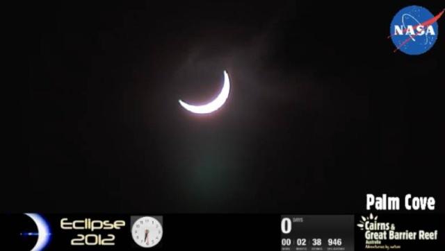 Eclipse totale du Soleil du 14 novembre 2012 (mais le 13 novembre heure de Paris) Captur19