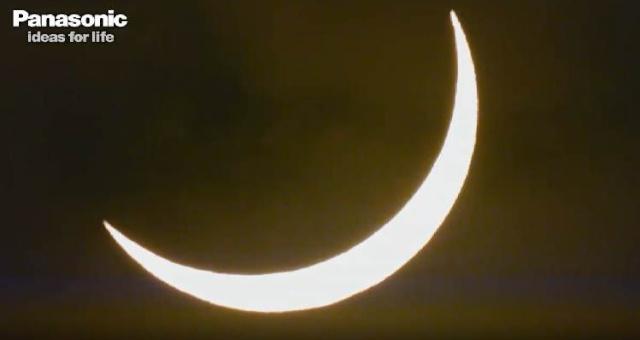 Eclipse totale du Soleil du 14 novembre 2012 (mais le 13 novembre heure de Paris) Captur20