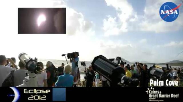 Eclipse totale du Soleil du 14 novembre 2012 (mais le 13 novembre heure de Paris) Captur30