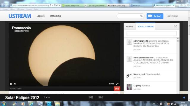 Eclipse totale du Soleil du 14 novembre 2012 (mais le 13 novembre heure de Paris) Captur32