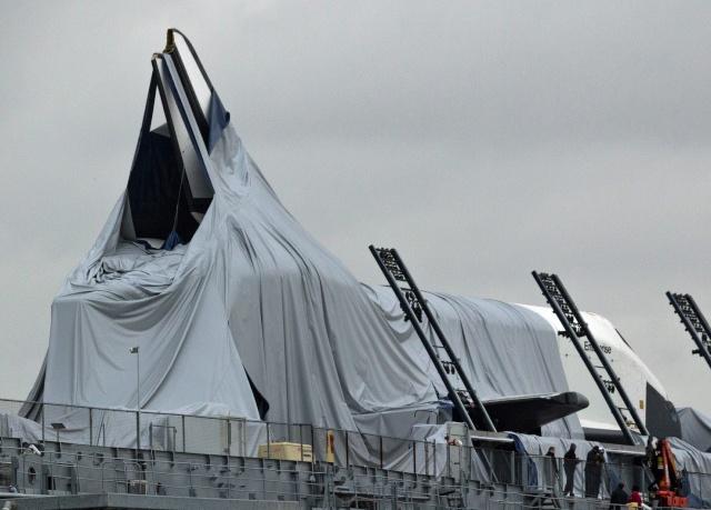 Ouragan Sandy - Cote Est des Etats-Unis touchée Enterp13
