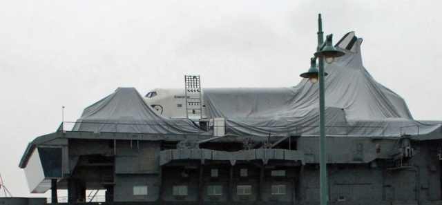 Ouragan Sandy - Cote Est des Etats-Unis touchée Enterp17