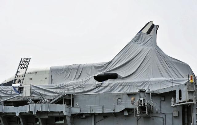 Ouragan Sandy - Cote Est des Etats-Unis touchée Enterp22