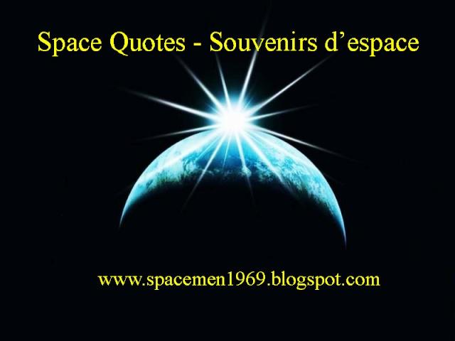 Space Quotes - Souvenirs d'espace Espace10