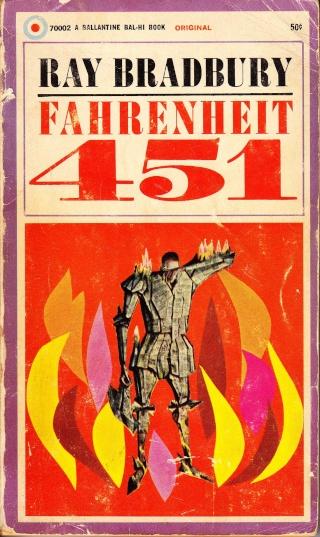 Disparition de Ray Bradbury (1920-2012) Fahren10