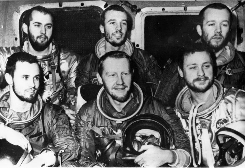 Programme Gemini (autres que les missions) - Rares Documents, Photos, et autres ... Img_0011