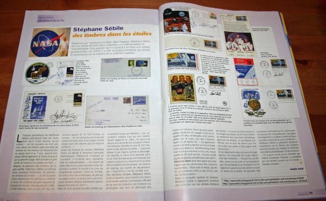 Timbres Magazine - Astrophilatélie et Apollo 11 - Numéro de novembre 2012 Img_2313