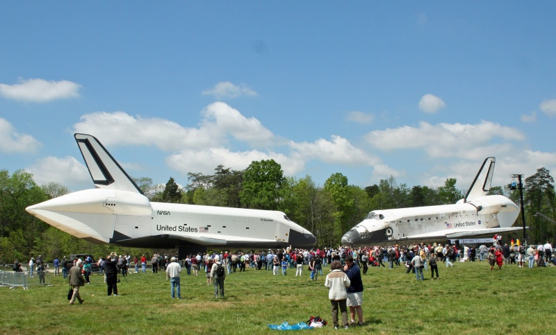 La navette spatiale Discovery au musée Img_3210