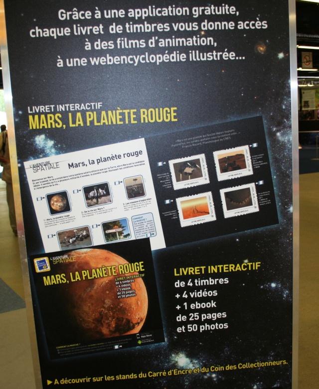 L'espace à l'honneur : Planète Timbres 9 au 17 juin 2012 au Parc Floral de Paris Img_6713
