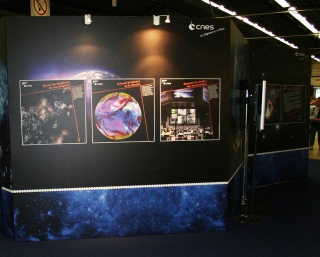 L'espace à l'honneur : Planète Timbres 9 au 17 juin 2012 au Parc Floral de Paris Img_6715