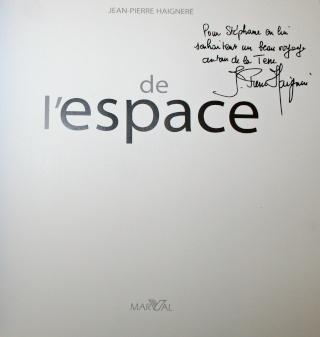 Livres écrits par Jean-Pierre Haigneré Img_9011